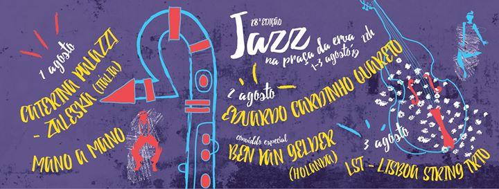 28º Festival Jazz na Praça da Erva