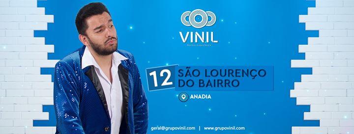 Grupo Vinil | São Lourenço do Bairro