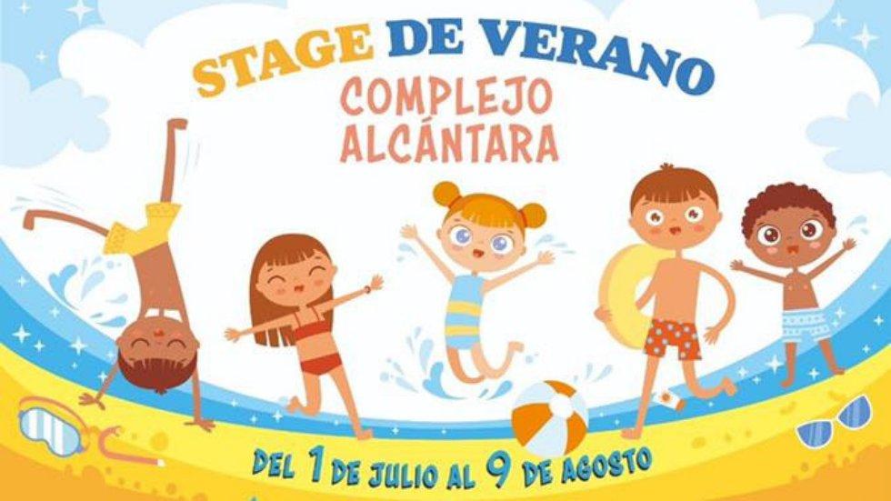 Stage de Verano Complejo Alcántara
