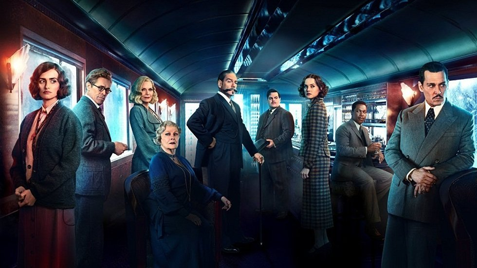 Asesinato en el Orient Express - El cine de una noche de verano