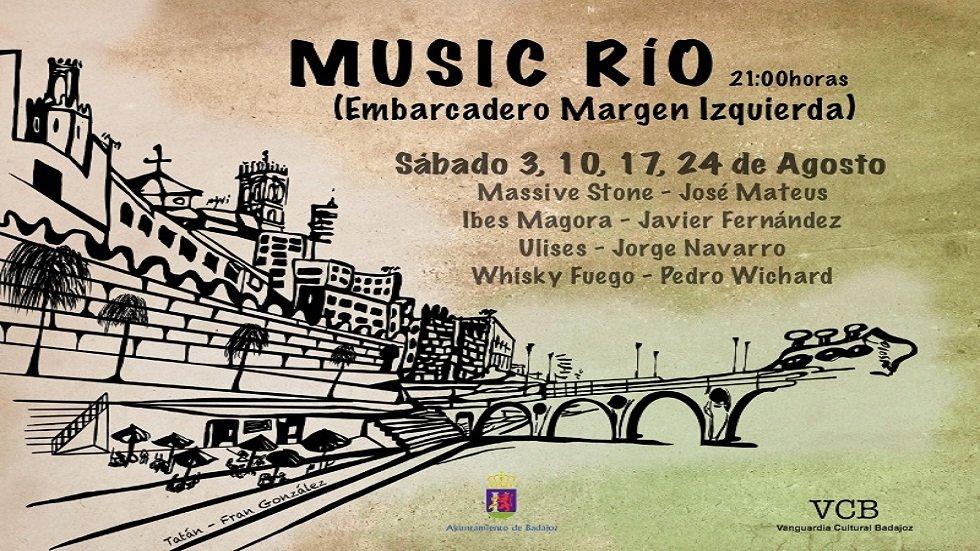 Music Río | 10 de agosto