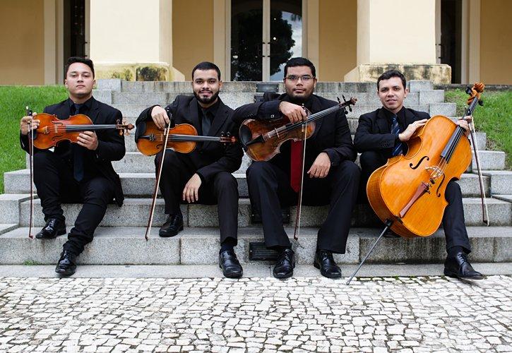 Quarteto Belém e Bernardo Santos