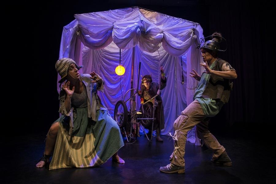 """""""Escoria"""" - Baal 17 Companhia de Teatro - Serpa"""