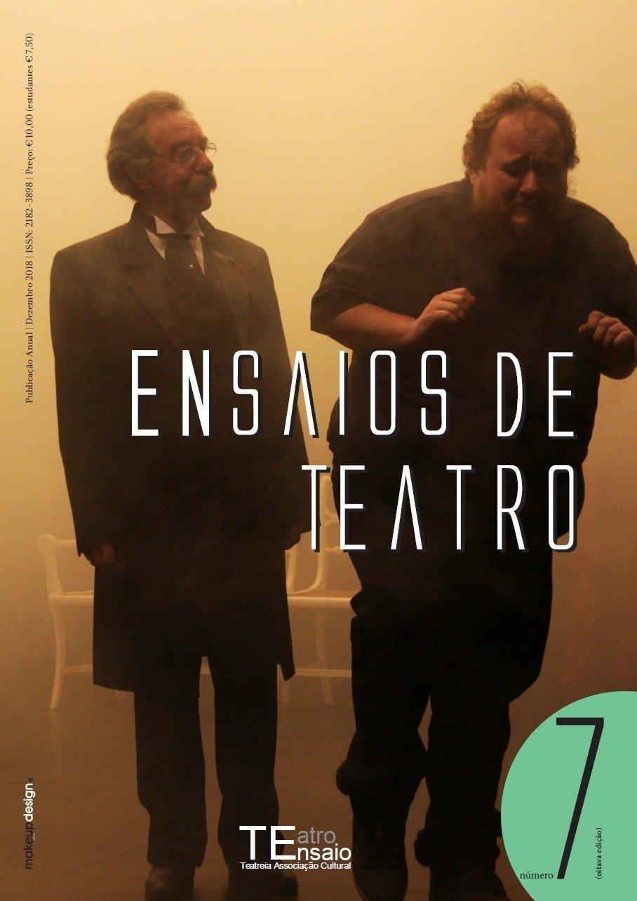 Lançamento Revista Ensaios de Teatro Nº 7 (oitava edição)