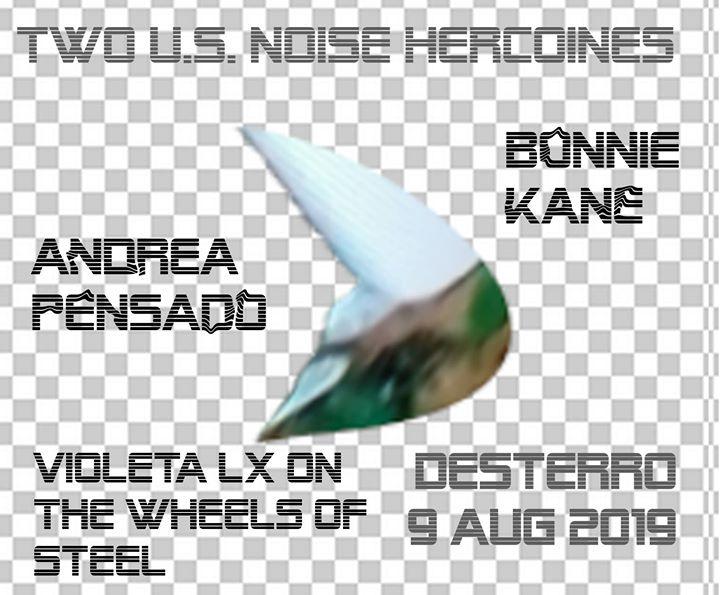 Andrea Pensado / Bonnie Kane / Violeta LX
