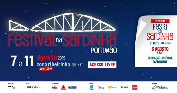 Festival da Sardinha 2019
