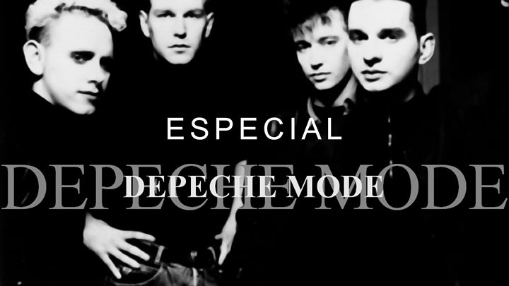 More Than A Party - Especial Depeche Mode
