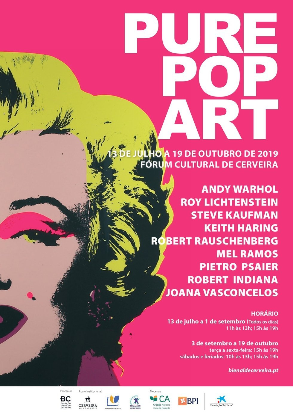 'Pure Pop Art'