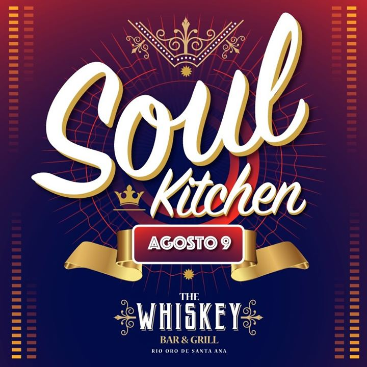 Soul Kitckrn at the Wiskey bar