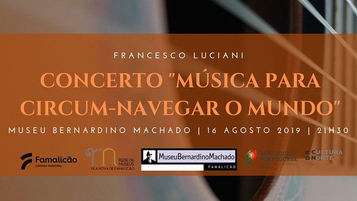 Concerto Guitarra - Museu Bernardino Machado