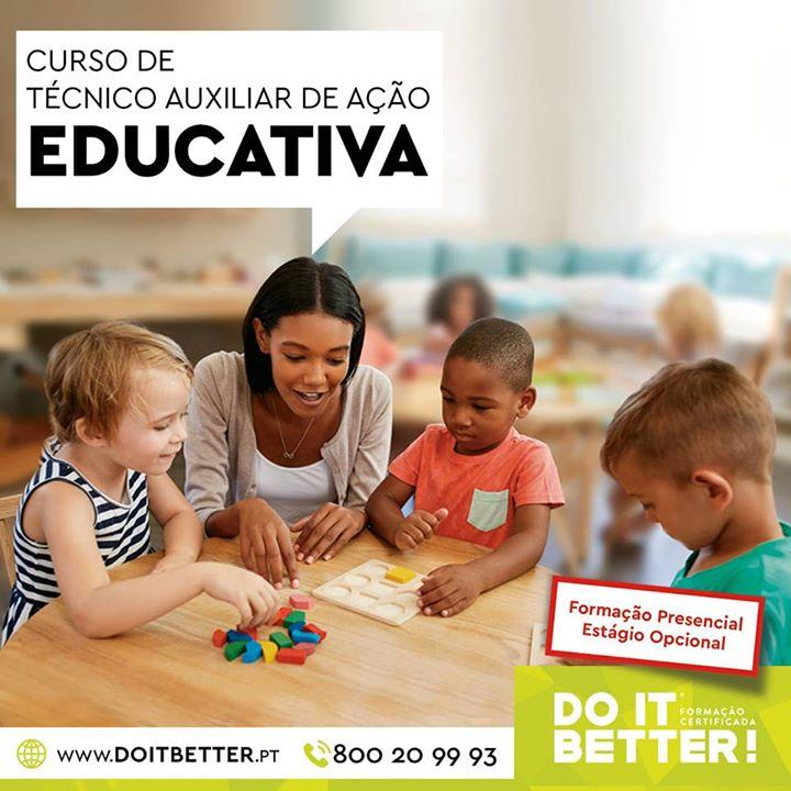 Curso de Técnico de Ação Educativa