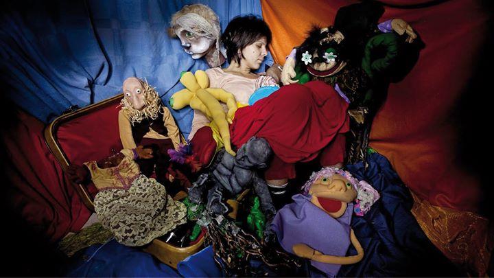 Vamos Construir Marionetas em Família- Oficina c/ Ângela Ribeiro