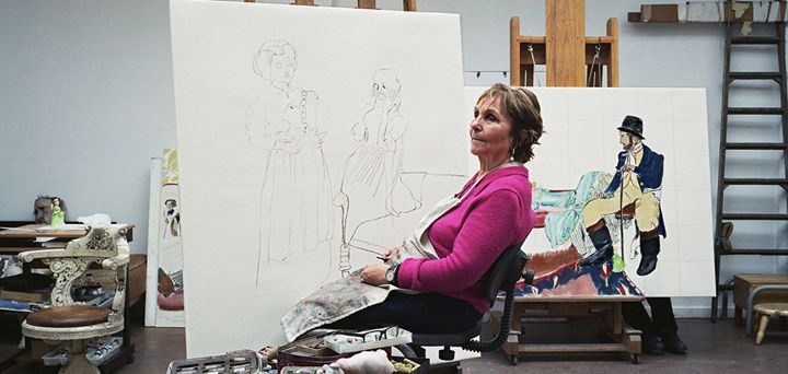 Paula Rego: Secrets and Stories | Ciclo de Cinema 'Os meus Pais'