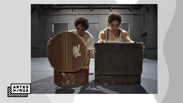"""""""Sem Rosto"""" - Teatro"""