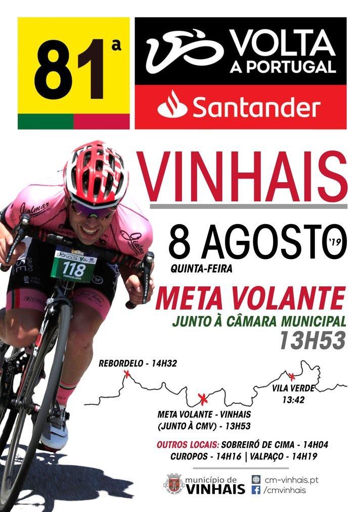 7ª etapa - 81ª Volta a Portugal em bicicleta