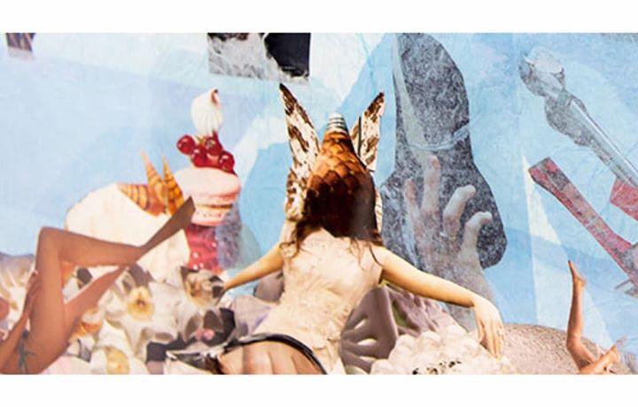 Hybrid Creatures - Collage Workshop