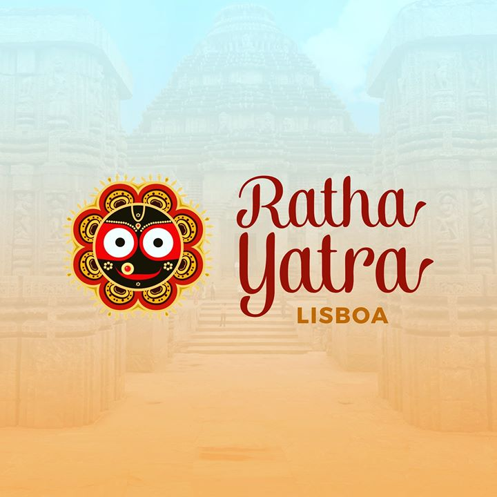 Festival Ratha Yatra em Lisboa