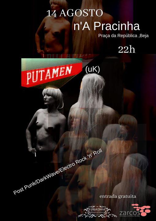 Putamen - Post Punk/Dark Wave