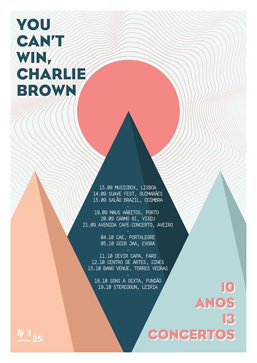 You Can't Win, Charlie Brown - 10º Aniversário