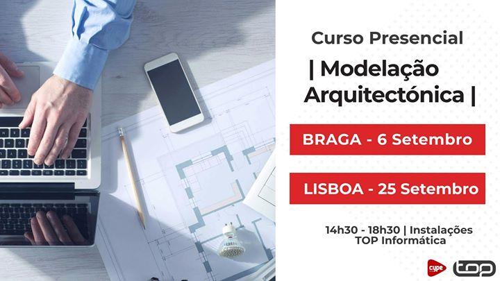 Modelação Arquitectónica | Curso Presencial