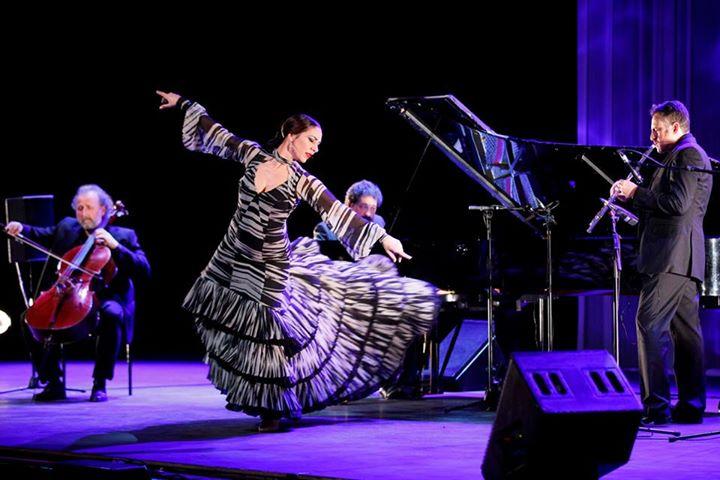 Café Cantante - Camerata Flamenco Project / Celia Romero