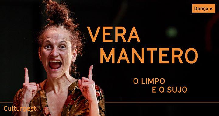 Dança x Vera Mantero: O Limpo e o Sujo