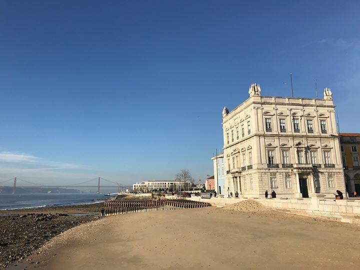 O que eras e o que és, Lisboa!