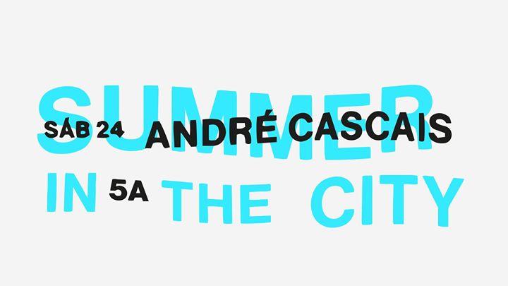 André Cascais | 5A - 24.08