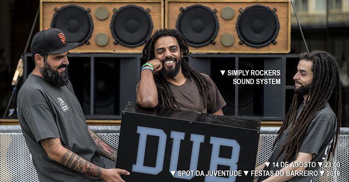 Simply Rockers Sound System ◐◐◐ Spot da Juventude