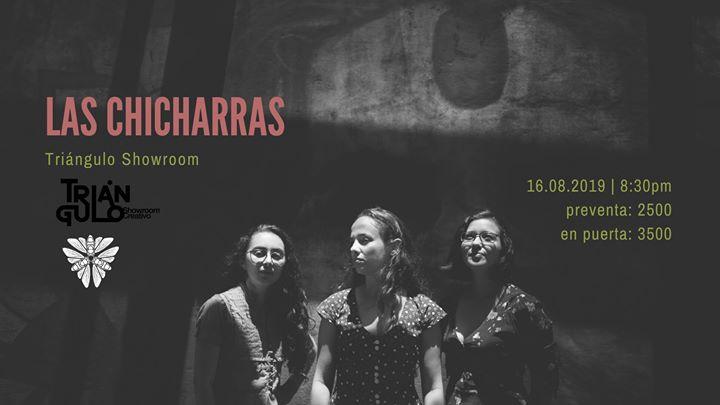 Concierto con Las Chicharras: M u d a n z a