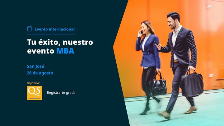 Evento World MBA Tour - San José