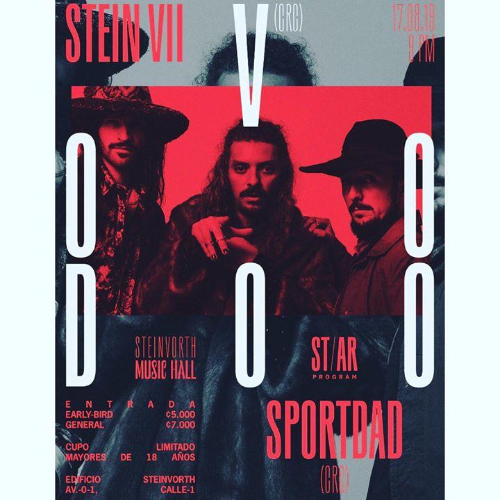 Voodoo & Sportdad En Steinvorth Music Hall