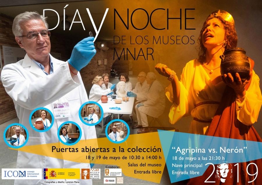 Día y Noche de los Museos en el MNAR