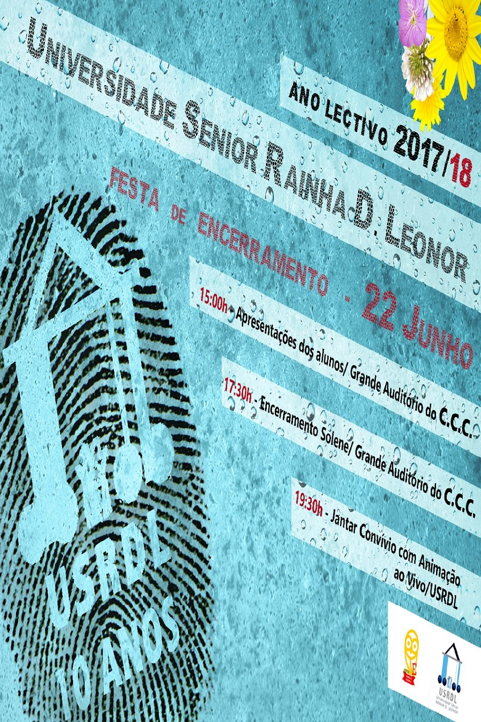 Festa de Encerramento da Universidade Sénior