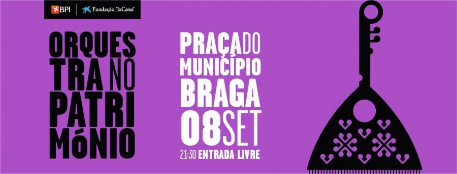 Orquestra em Braga