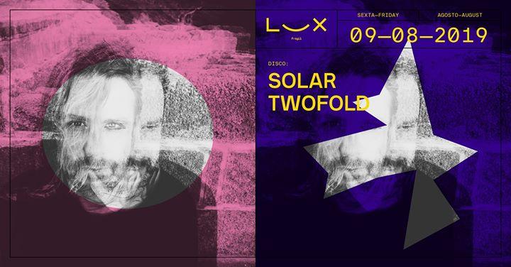 Solar x Twofold