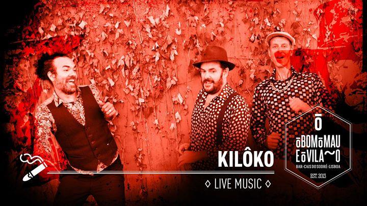 Kilôko | Baile Improvisado