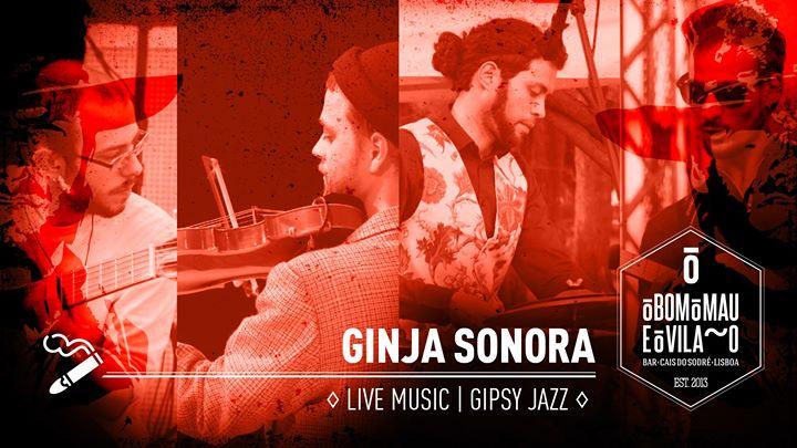 Ginja Sonora | Live Music - Gipsy Jazz