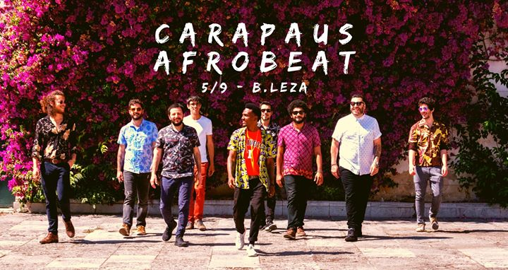 Carapaus Afrobeat apresentam 'Night Fever' part. Mbye Ebrima