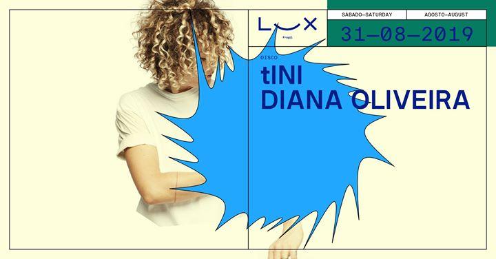 TINI x Diana Oliveira