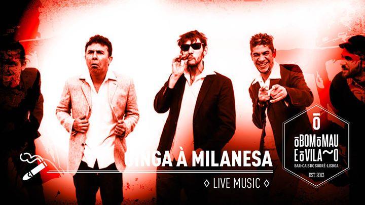 Ginga à Milanesa | Live Music