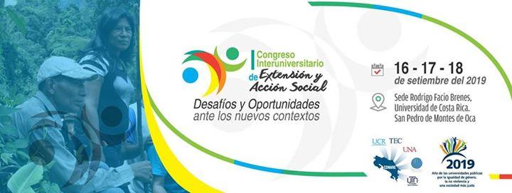 I Congreso Interinstitucional de Extensión y Acción Social