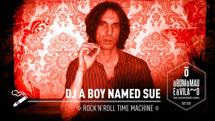 DJ A Boy Named Sue | Rock'N'Roll Time Machine