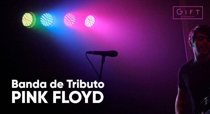 Tributo a Pink Floyd | Entrada Livre