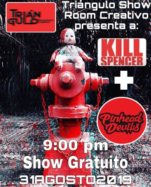 Chivo Pinhead Devils + Kill Spencer