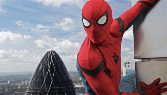 Cinema - Homem Aranha: Longe de Casa