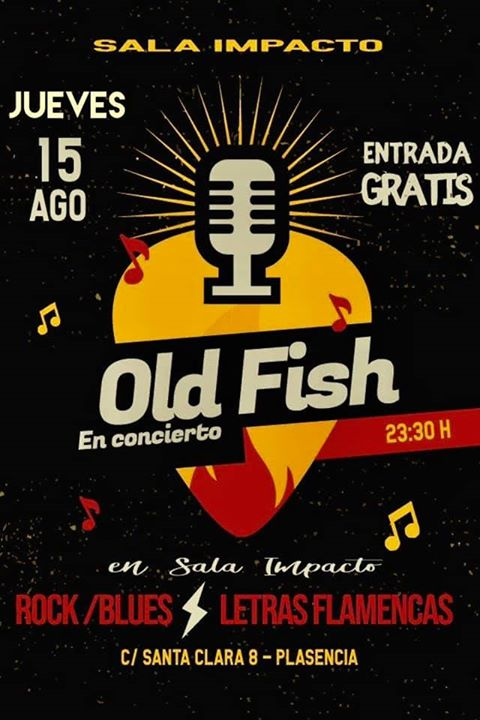 OLD FIST rock/blues/letras flamencas