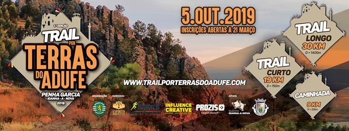 Trail Por Terras do Adufe