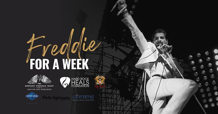Freddie For A Week with Live Music A Kind Of Queen (Sep 5th)