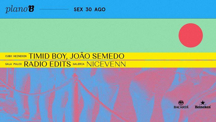 Timid Boy, João Semedo